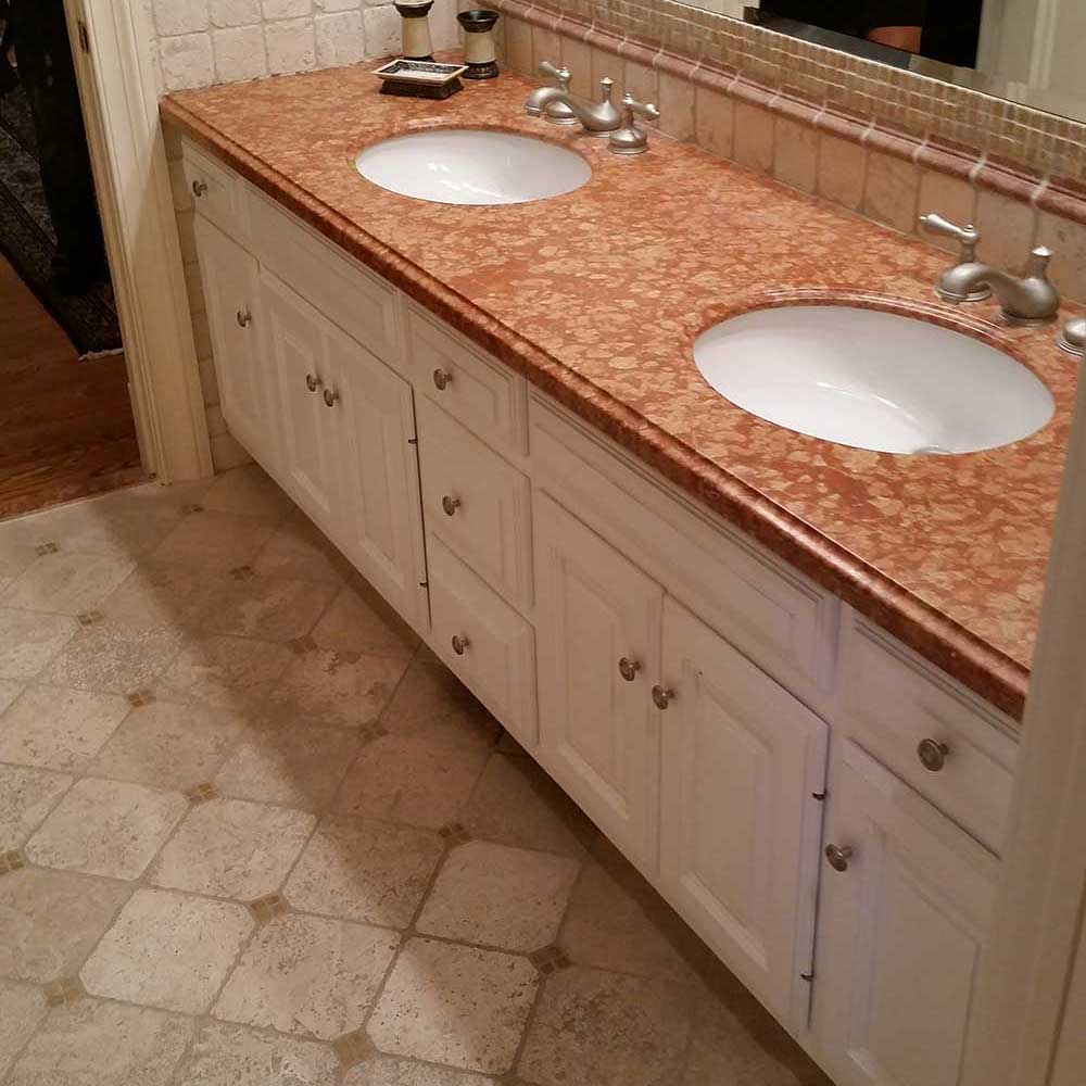 Residential Bathroom Sink Installation In White Plains NY
